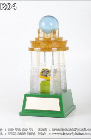 Piala Resin MTQ