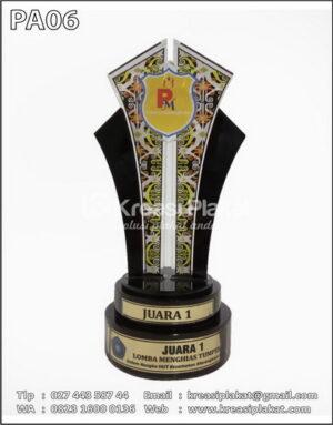 Piala Menghias Tumpeng