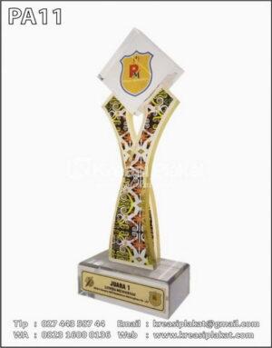 Contoh Piala Lomba Mewarnai