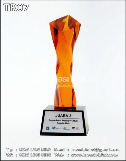 Piala Kristal Sayembara Transport